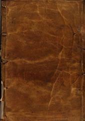 D. Cypriani Soarez ... De arte rhetorica libri tres, ex Aristot. Cicer, [et] Quintiliano praecipuè deprompti
