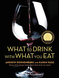 What to Drink with What You Eat Book