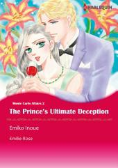 The Prince's Ultimate Deception: Harlequin Comics