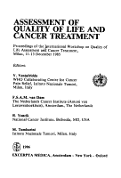 Assessment of Quality of Life and Cancer Treatment PDF