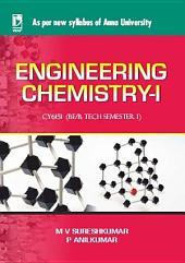 Engineering Chemistry-I (Anna University)