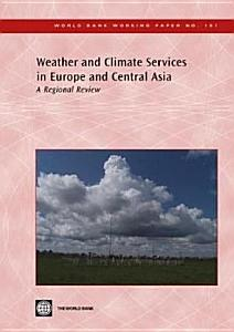 Weather and Climate Services in Europe and Central Asia