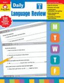 Daily Language Review Grade 3 PDF