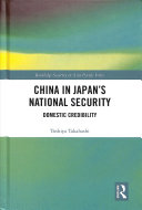 China in Japan's National Security