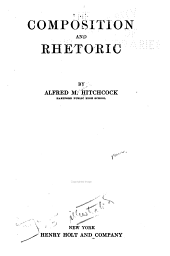 Composition and Rhetoric