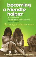 Becoming a Friendly Helper Book