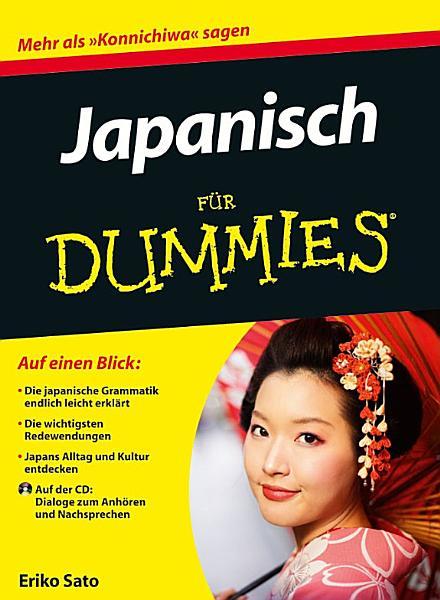 Japanisch f  r Dummies PDF
