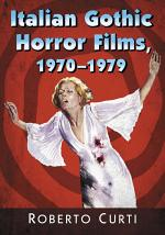 Italian Gothic Horror Films, 1970äóñ1979