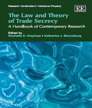 The Law and Theory of Trade Secrecy PDF