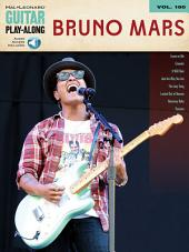 Bruno Mars Songbook: Guitar Play-Along, Volume 180