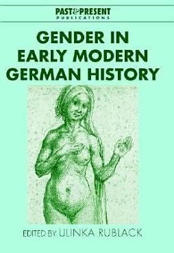 Gender in Early Modern German History PDF