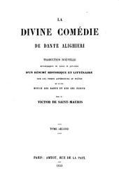 La divine comédie: Volume2