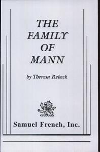 The Family of Mann Book
