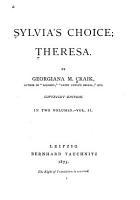 Sylvia s Choice PDF