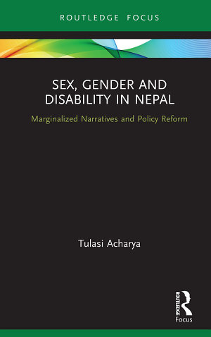 Sex  Gender and Disability in Nepal
