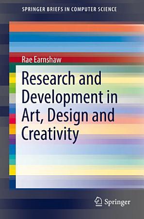 Research and Development in Art  Design and Creativity PDF