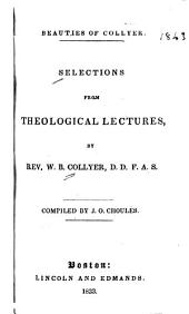 Selections from Theological Lectures