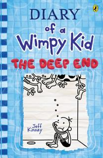 The Deep End  Diary of a Wimpy Kid  15  Book