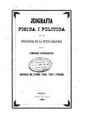 Jeografía física i política de las provincias de la Nueva Granada