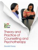 Theory and Practice of Counseling Book