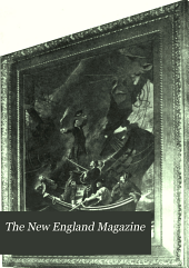 The New England Magazine: Volume 28