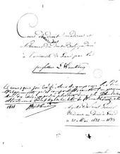 Cours d'histoire du droit moderne et notamment du droit Belgique donné à l'université de Gand