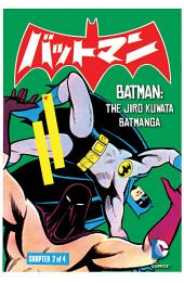 Batman: The Jiro Kuwata Batmanga (2014-) #25