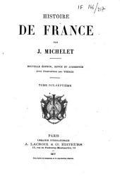 Histoire de France: Volume16