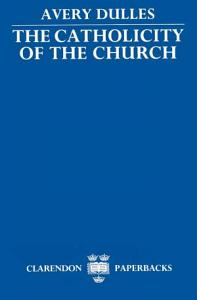 The Catholicity of the Church PDF