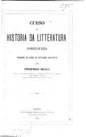 Curso de historia da litteratura portugueza