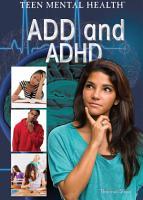 ADD and ADHD PDF