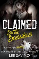Claimed by the Berserkers PDF