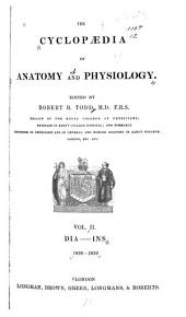The cyclopaedia of anatomy and physiology: Volume 2