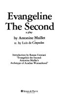 Download Evangeline the Second Book