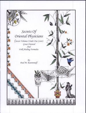 Secrets of Oriental Physicians PDF