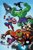 Marvel Universe Avengers Earth's Mightiest Heroes -