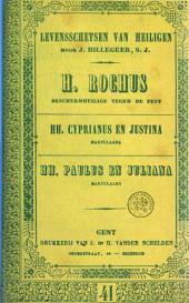 Neven van den H. Rochus, beschermheilige tegen de pesr en andere besmettende ziekten