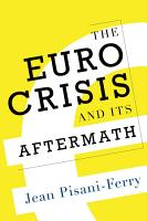 The Euro Crisis and Its Aftermath PDF