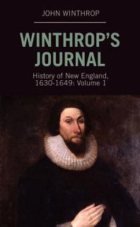 Winthrop s Journal Book