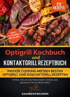 Optigrill Kochbuch vs  Kontaktgrill Rezeptbuch PDF