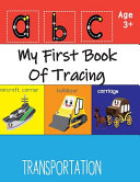 My First Book Of Tracing Book