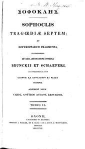 Tragoediae septem et deperditarum fragmenta: Τόμος 2