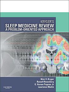 Kryger s Sleep Medicine Review PDF