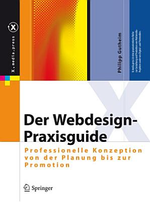Der Webdesign Praxisguide PDF