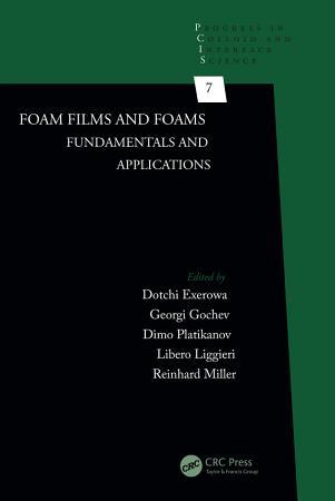 Foam Films and Foams PDF