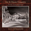 Ski and Snow Country 2009 Calendar