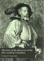 The Story of the Discovery of the New World by Columbus PDF