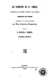 Los Diamantes de la Corona: zarzuela en tres actos y en verso, Número 14