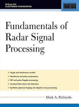 Fundamentals of Radar Signal Processing PDF