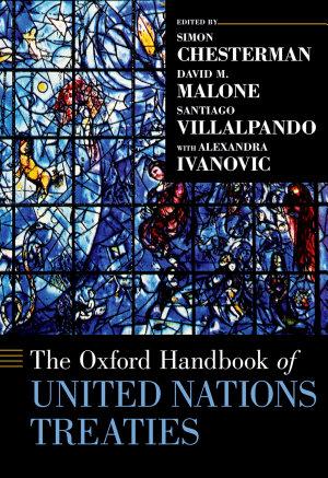 The Oxford Handbook of United Nations Treaties PDF